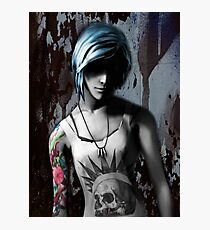Chloe between death and life (is strange) Photographic Print