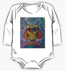 Fearless -Owl One Piece - Long Sleeve