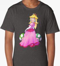 Princess Peach Long T-Shirt