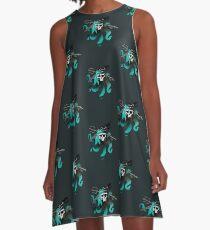 Uma Skull A-Line Dress