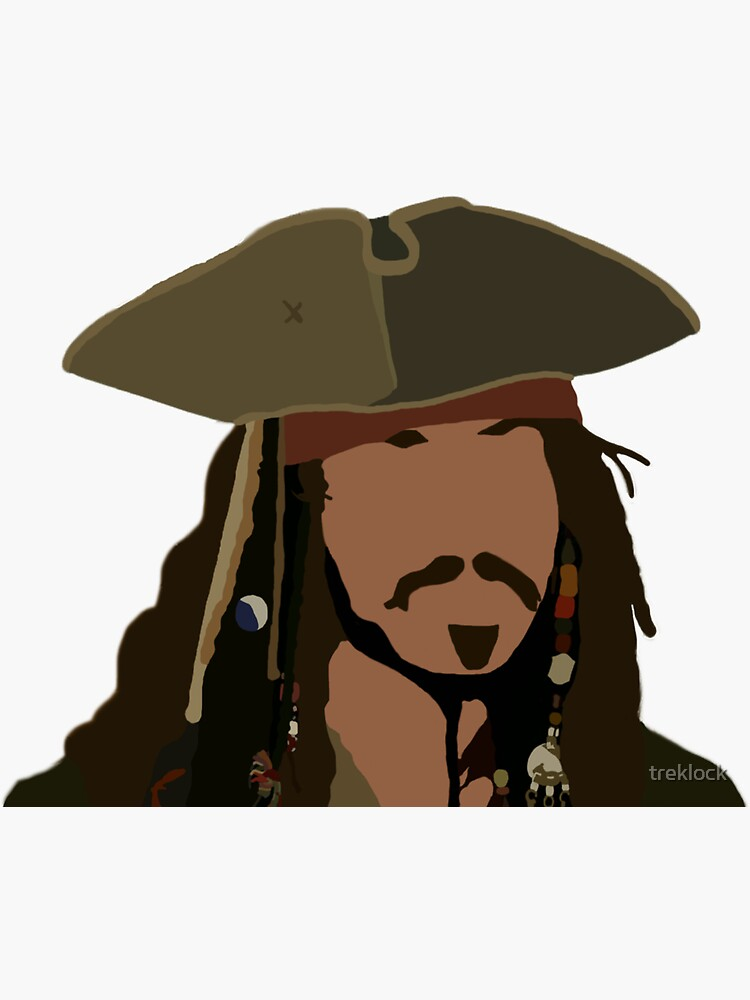 Kapitän Jack von treklock