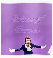 Pretty Prince of Parties (FOTC) Poster