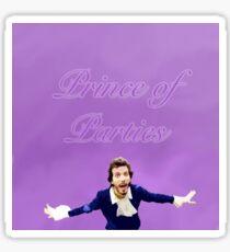 Pretty Prince of Parties (FOTC) Sticker