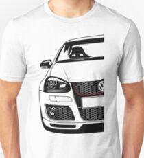 Golf Mk5 GTI Best Shirt Design Slim Fit T-Shirt