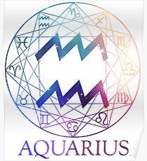 Aquarius Stary Poster