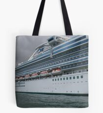 Ocean Liner Tote Bag