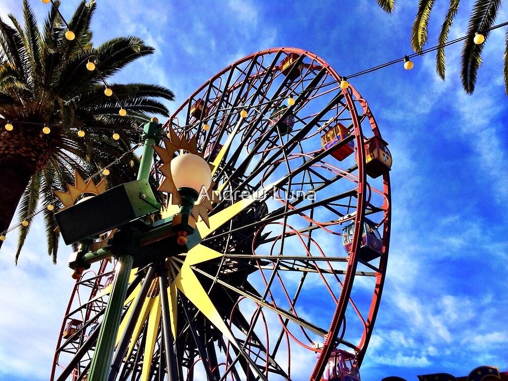 Mickey's Fun Wheel by Andrew Luna