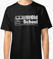 E30 Old School - White Classic T-Shirt