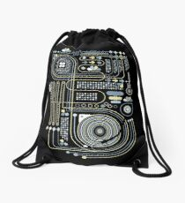 Circuit 02 Drawstring Bag