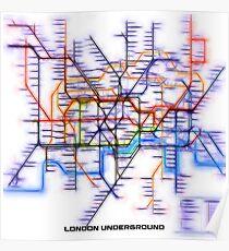 London Underground Tube Poster