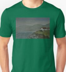 Cottages by the Sea WC160607o-15  Unisex T-Shirt