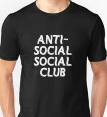 ANTI-SOCIAL SOCIAL CLUB Unisex T-Shirt