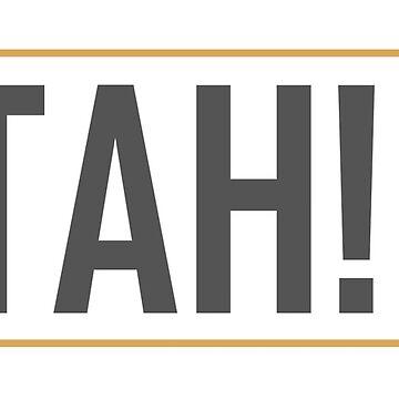 UTAH-Make it Two by jamiechall