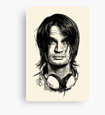 Radiohead - Jonny Greenwood Canvas Print