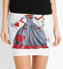 Queen of Heart Mini Skirt