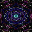 Algorithm Art #16 by RedFox31