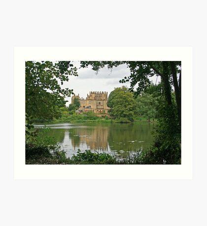 Sherborne Castle Art Print