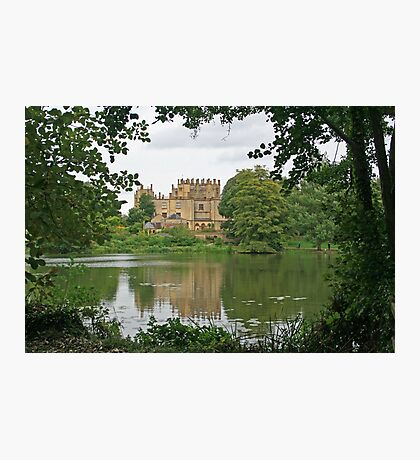 Sherborne Castle Photographic Print