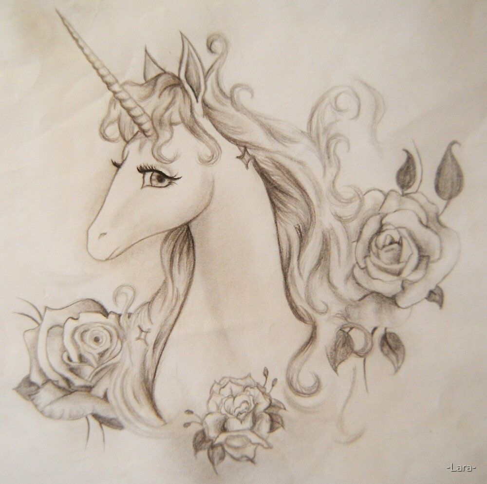 The last Unicorn by -Lara-