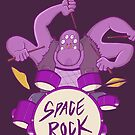 Space Rock 3 Electric Boogalee by ollierayart