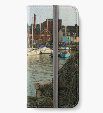 Brewer's Quay iPhone Wallet