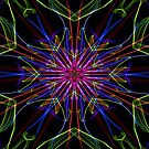 Algorithm Art #18 by RedFox31
