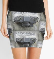 Kodachrome Weekly Mini Skirt