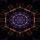 Algorithm Art #19 by RedFox31