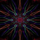 Algorithm Art #21 by RedFox31