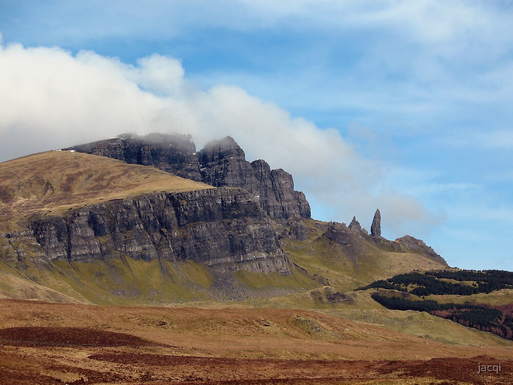 The Storr by jacqi