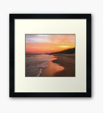 A Summers Morning Framed Print
