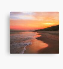 A Summers Morning Canvas Print