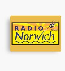 AP / Radio Norwich Canvas Print