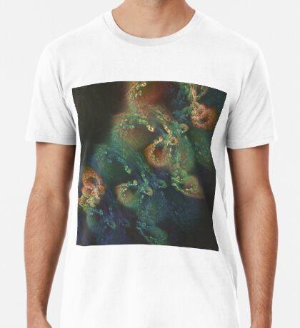 Underwater fractals Premium T-Shirt