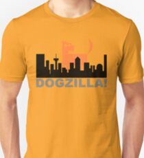 Dogzilla! Get Down Ya Mongrel   T-Shirt
