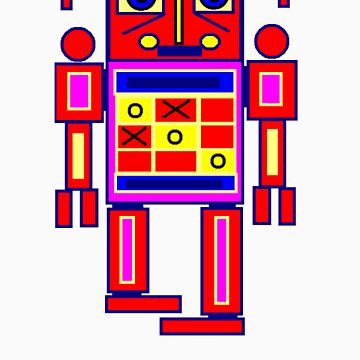 Big Bot LS by rufflesal
