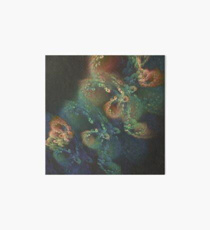 Underwater fractals Art Board