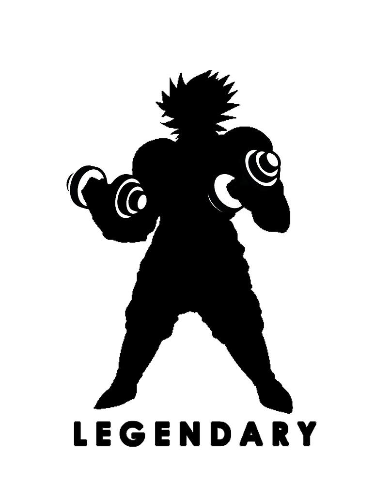 f05e50f23d58 Legendary motivation broly ag designs jpg 805x1000 Legendary designs