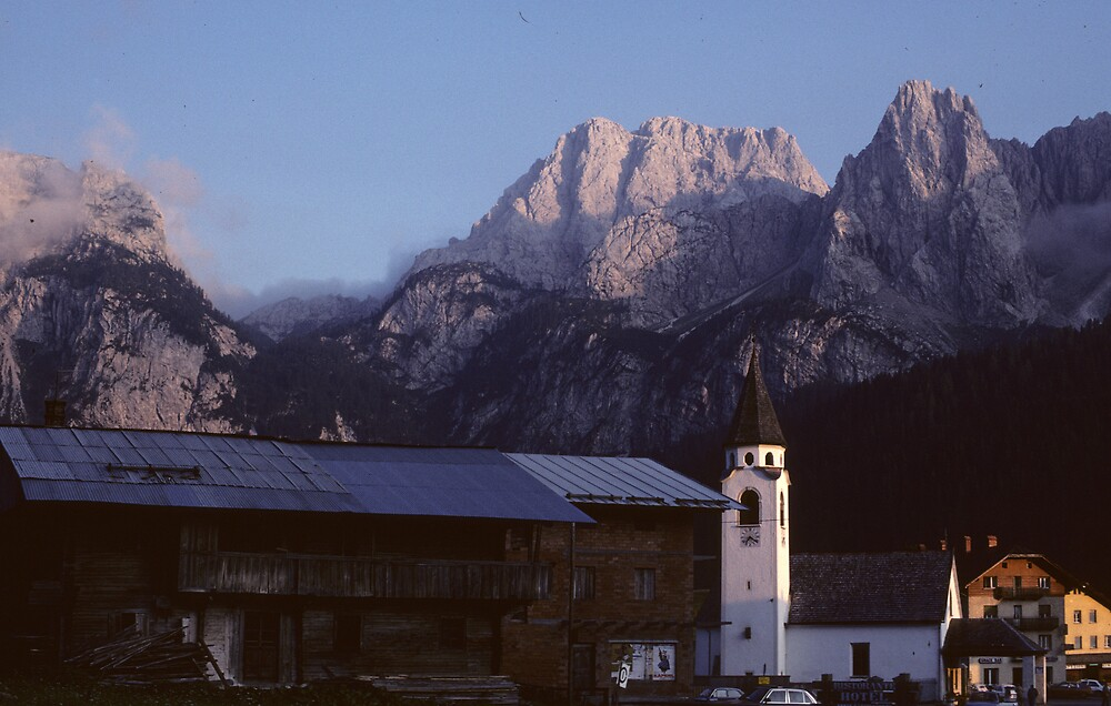 In the Dolomites by bertspix