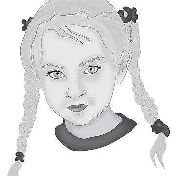 Girl1 by MomOfCreatures