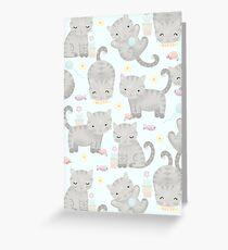 Kitten Cuteness Overload Greeting Card
