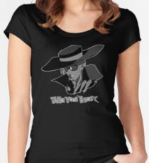 Johnny's Take Your Burst Women's Fitted Scoop T-Shirt