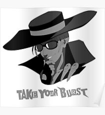 Johnny's Take Your Burst Poster