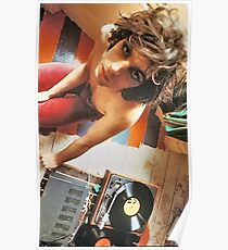 Syd Barrett - Turntable Poster