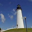 Port Isabel Lighthouse by Cathy Jones