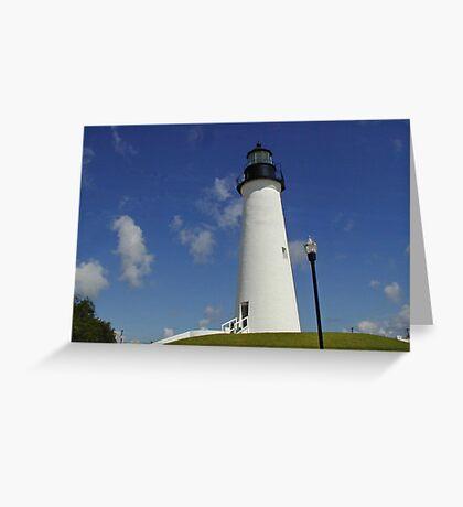 Port Isabel Lighthouse Greeting Card