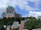 Old Quebec City by Cathy Jones