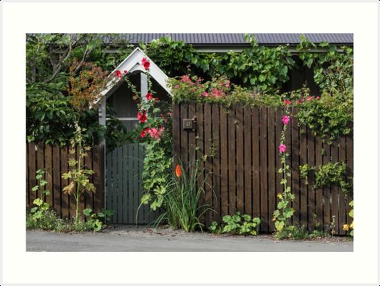 The secret garden by Mike Warman