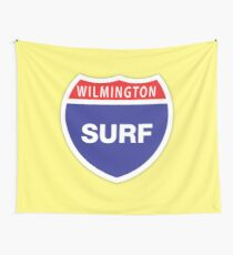 Wilmington Surf Wall Tapestry