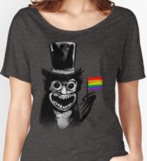 The B stands for Babadook Women's Relaxed Fit T-Shirt